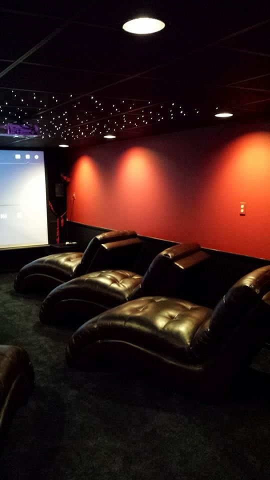 Most Comfortable And Affordable Seating For The Theater!