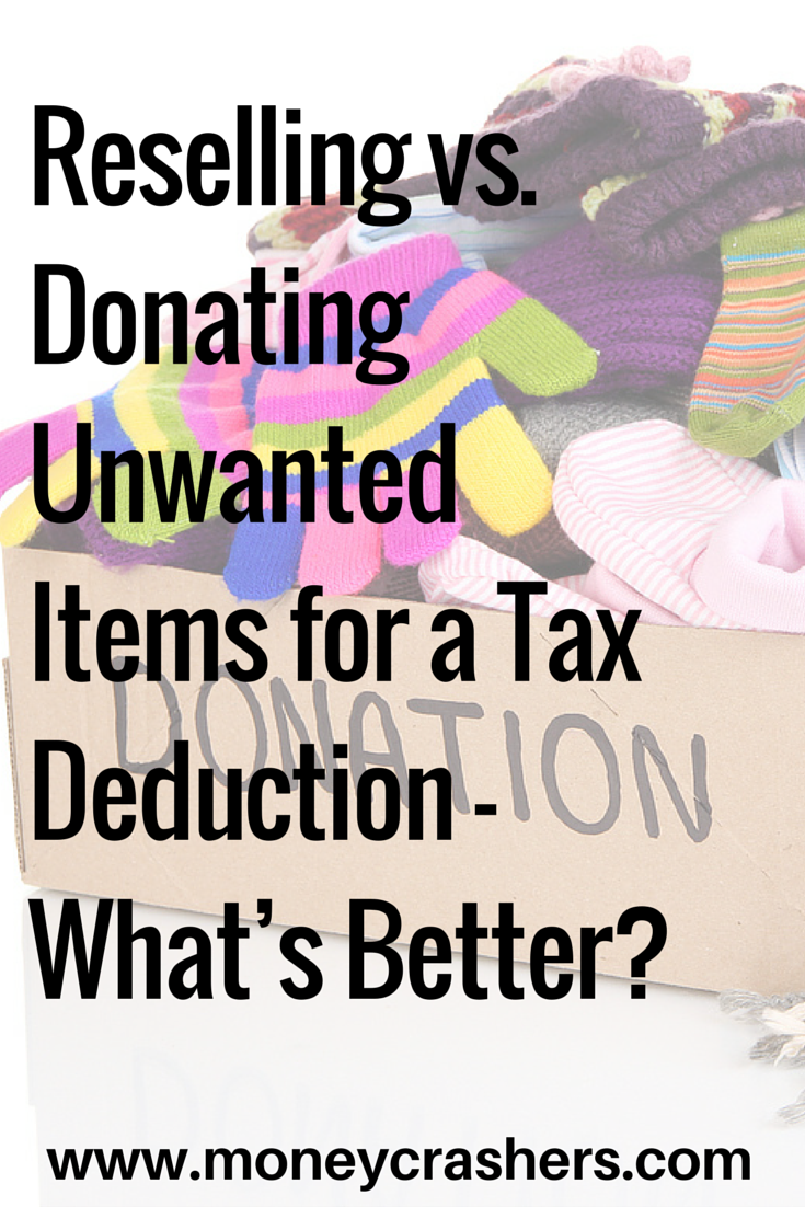 How Much To Donate To Get A Tax Deduction