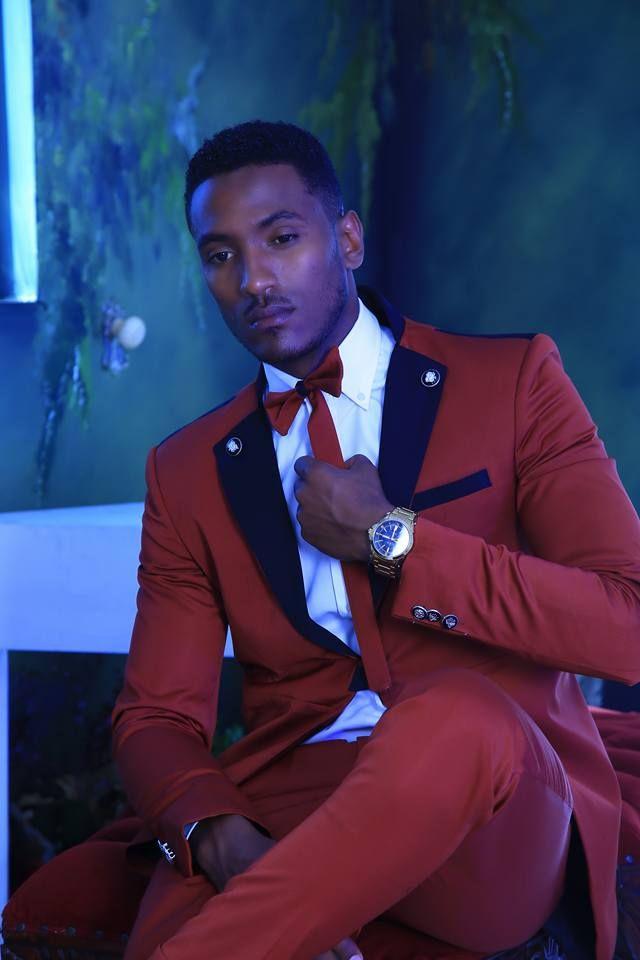 Yohannes Asfaw: Mister Universal Ambassador Ethiopia 2017