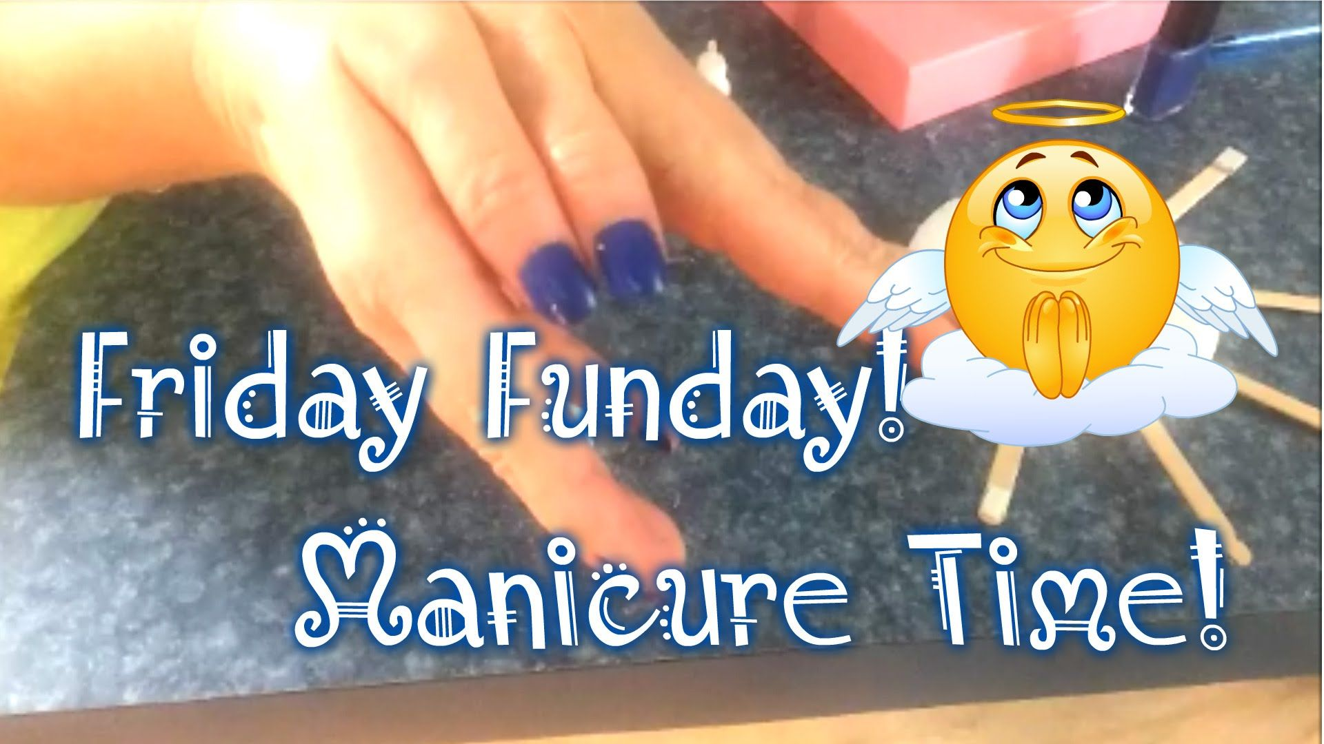 Friday Funday! It's Manicure Time! #fridayfunday