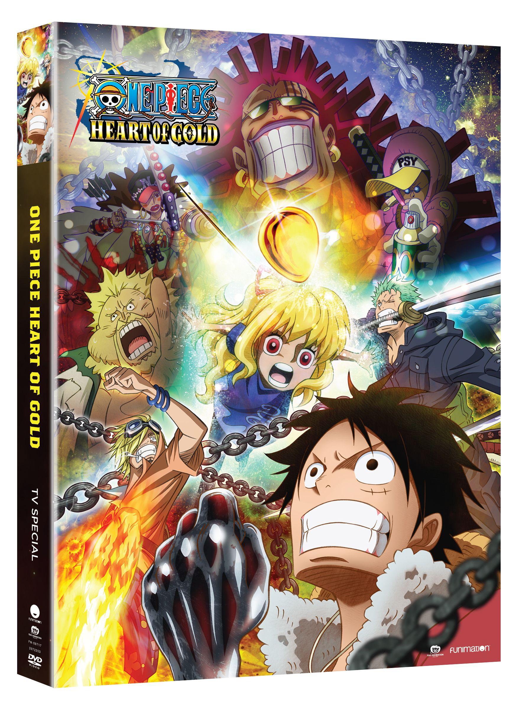 Watch One Piece Gold Movie