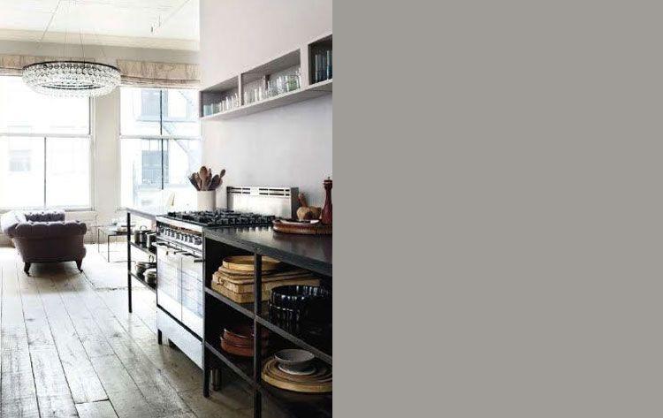 De 15 mooiste industriële keukens! voor een stoere look