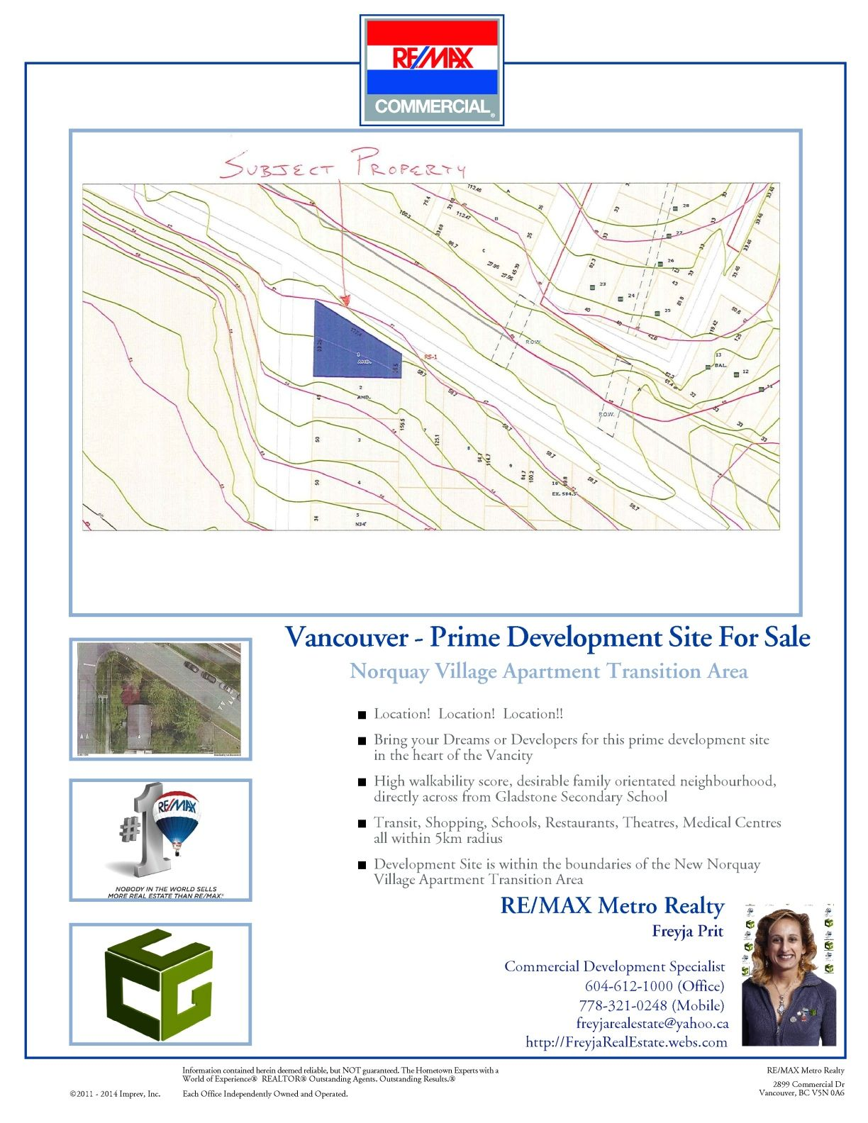 #ForSale #Prime #Development #Site in #Vancouver #NorquayVillage