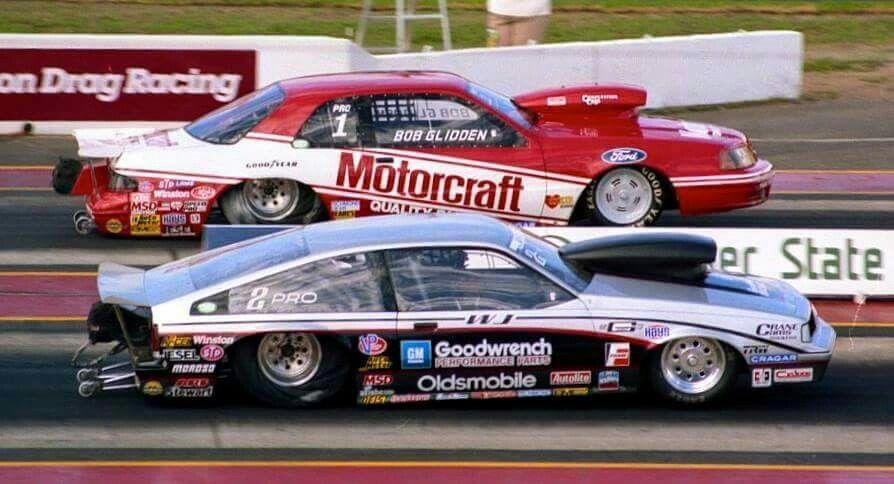 Pro Stock Kings Of The Past Drag Racing Cars Drag Racing Ford Racing