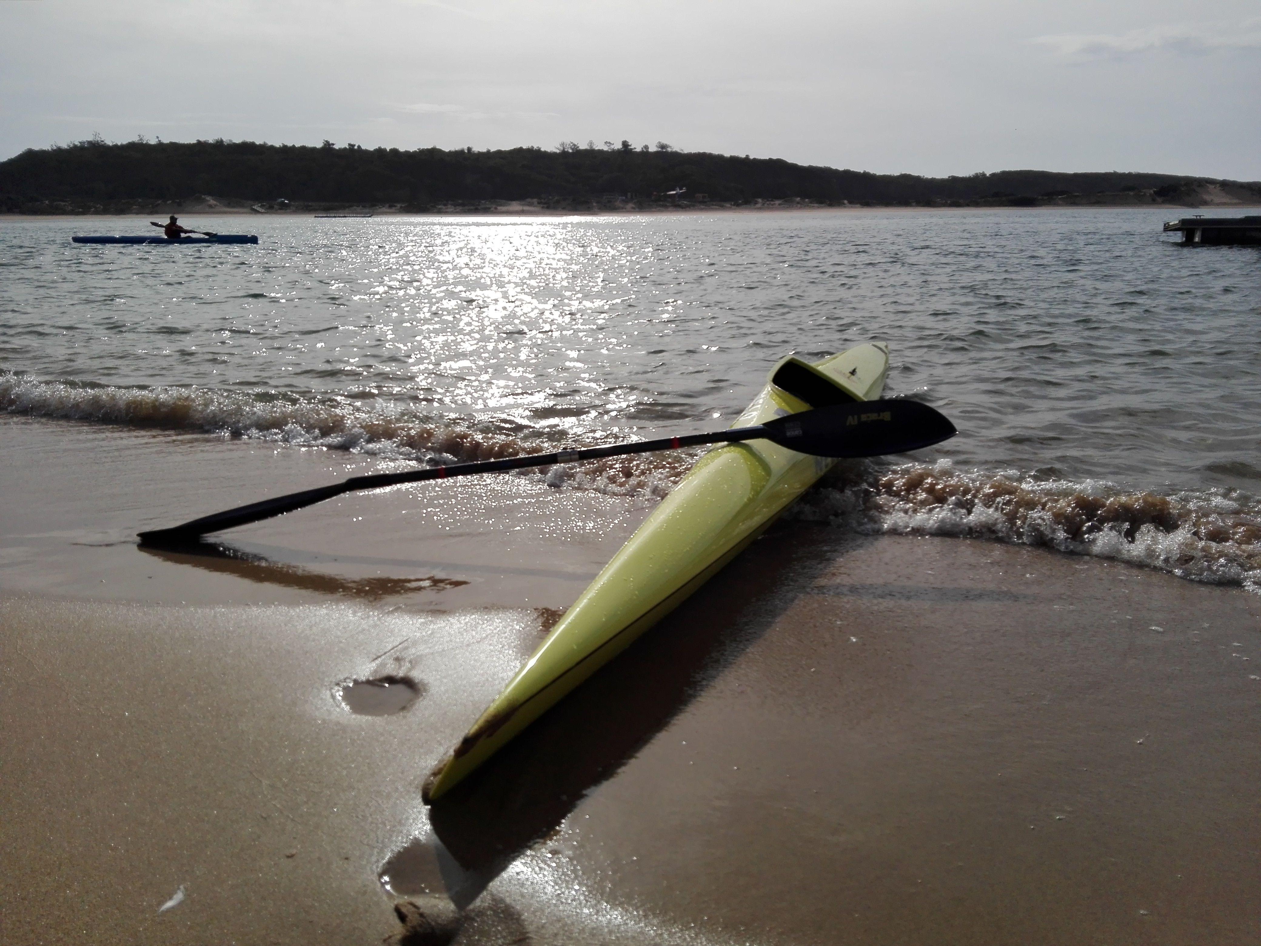 Kayaking training camp in Vila Nova De Milfontes November