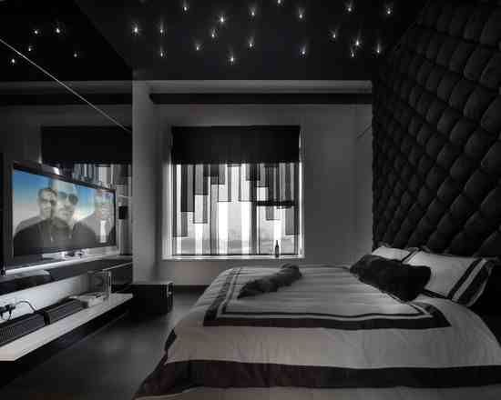 black bedroom interior design are enigmatic intense sexy and perfect to the core go for our black bedroom interior designs they are bold and beautiful