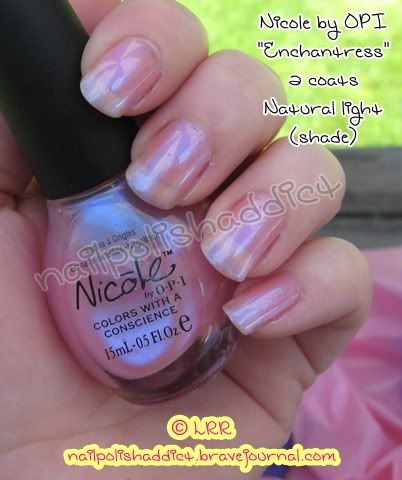 Nicole By Opi Enchantress My Collection Nicole By Opi Nails