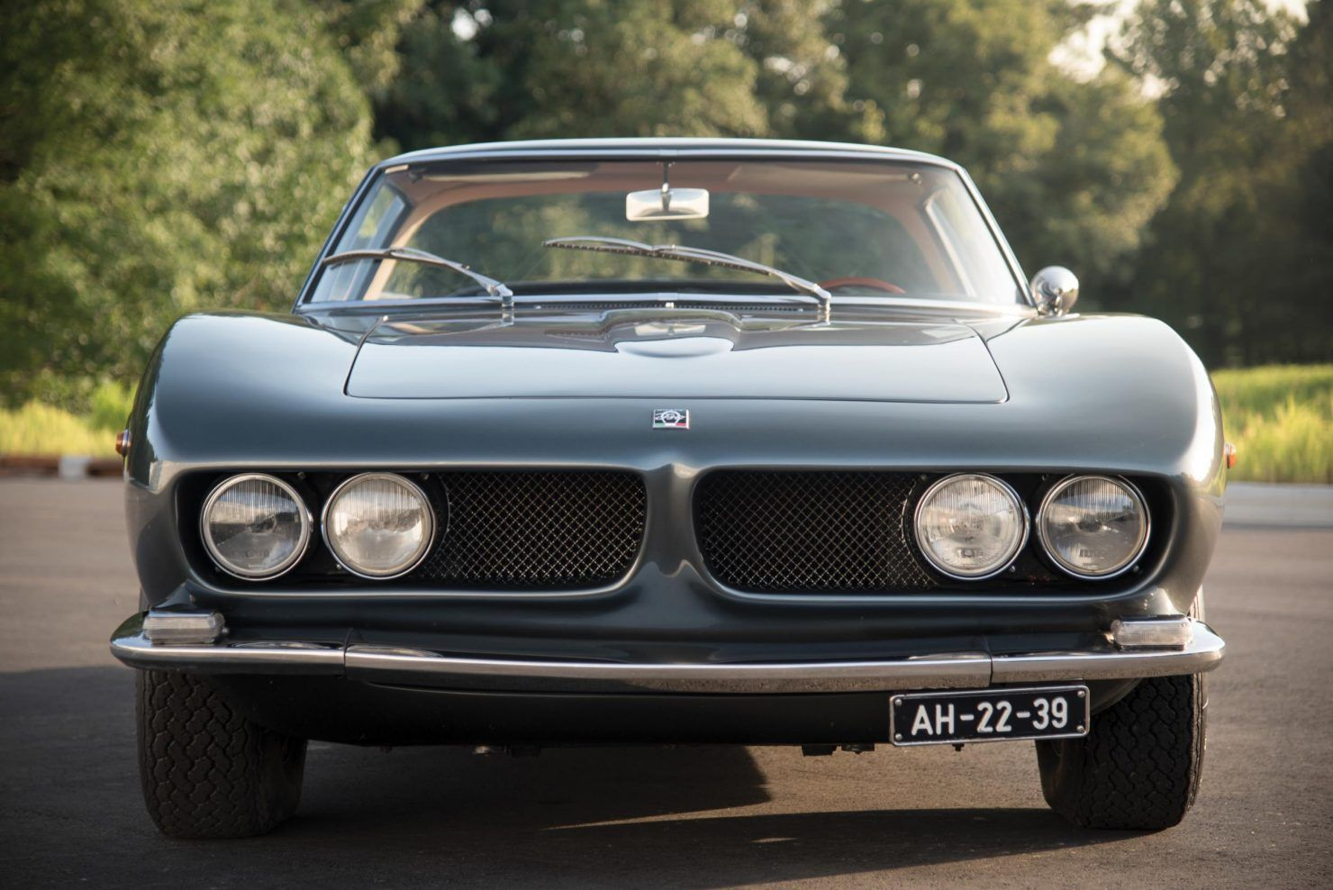 1966 Iso Grifo Gl Series I Classic Cars Car Best Car Insurance