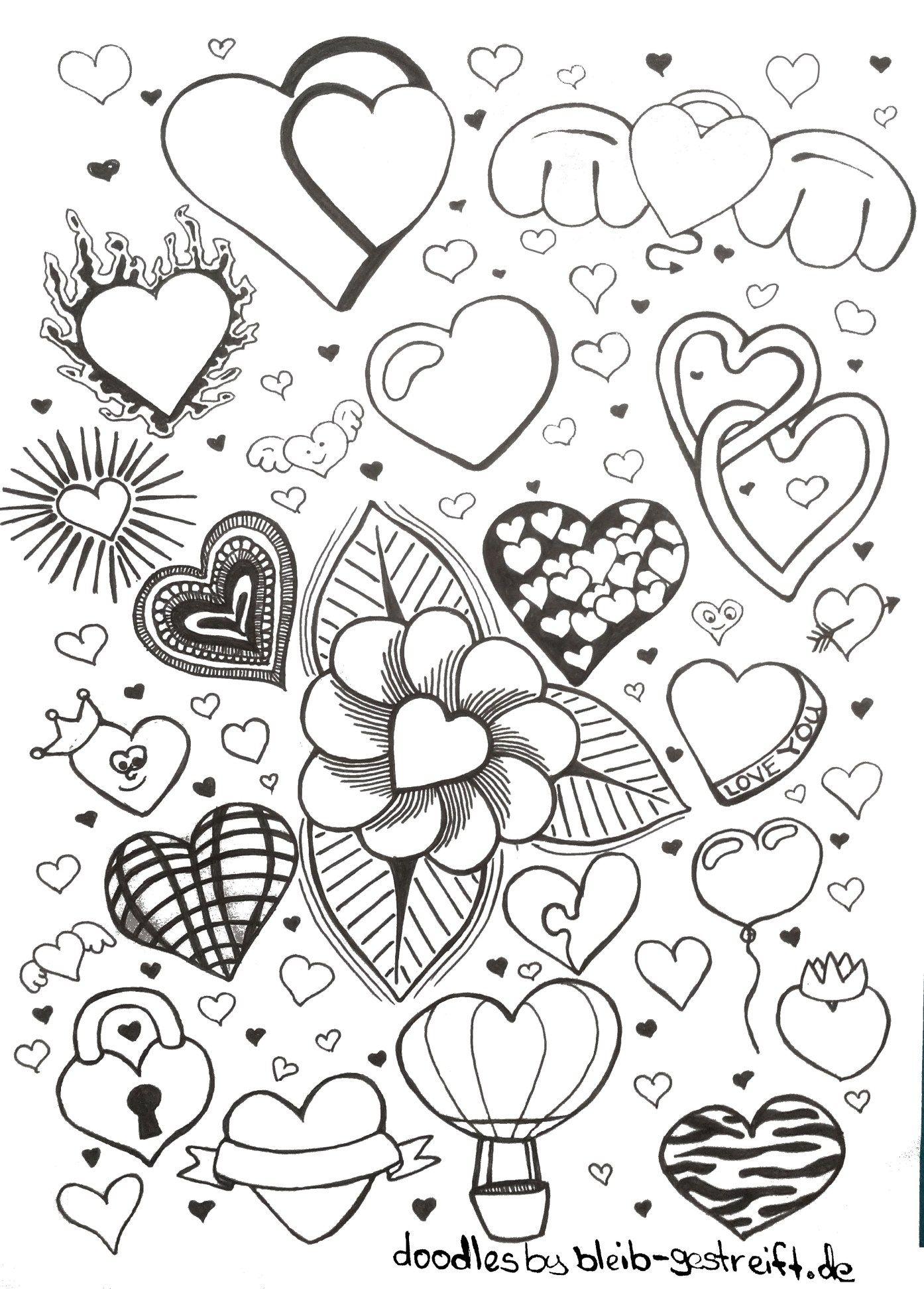 Doodle Art Vorlagen