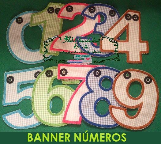 banner números