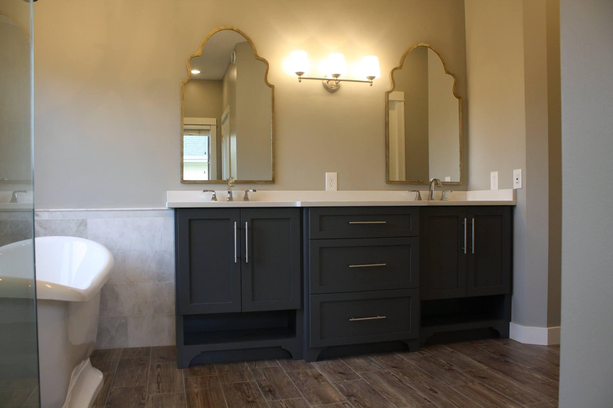 Custom Bathroom Vanities In 2020 With