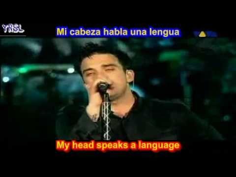 Robbie Williams Feel Subtitulado En Español Amp Ingles Lyrics Sub Letr Carolinasplajoseginer Español Ingles Canciones Letras