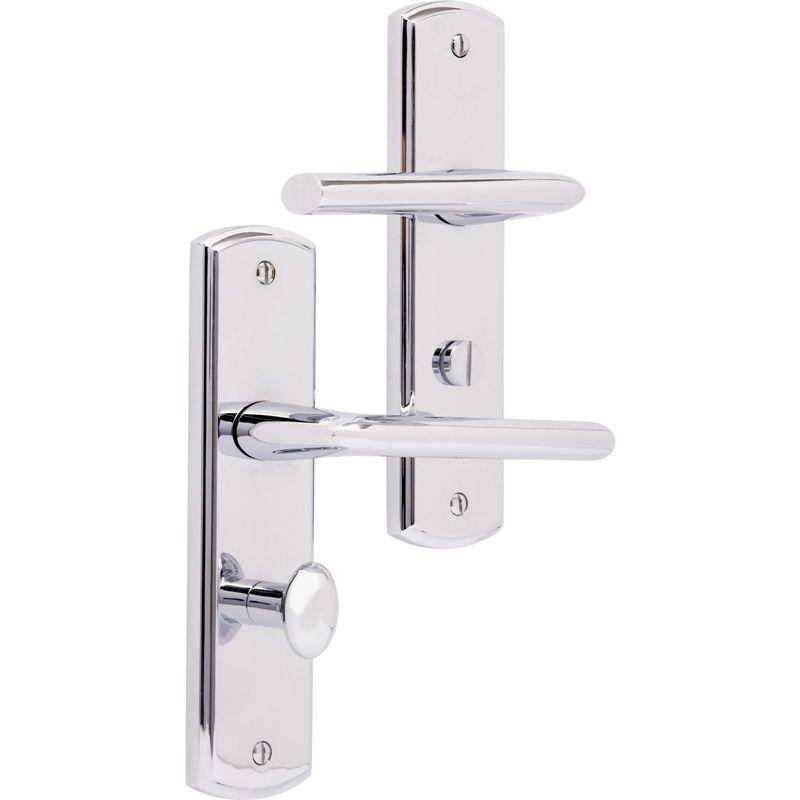 Find Alina Bathroom Lock Polished Chrome At Homebase Visit Your Local Store For The Widest Range Of Building Hardware Prod Homebase Polished Chrome Chrome