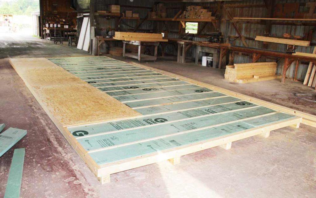 Garden shed floor insulation download pdf plans