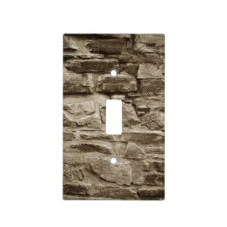 Light Switch In Stone Wall Light Switch Plates Light Switch Plates Stone Wall Wall Lights