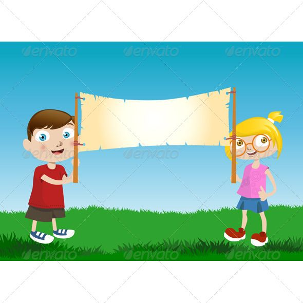 Kids Are Holding Message Board Message Board Kids Hold On