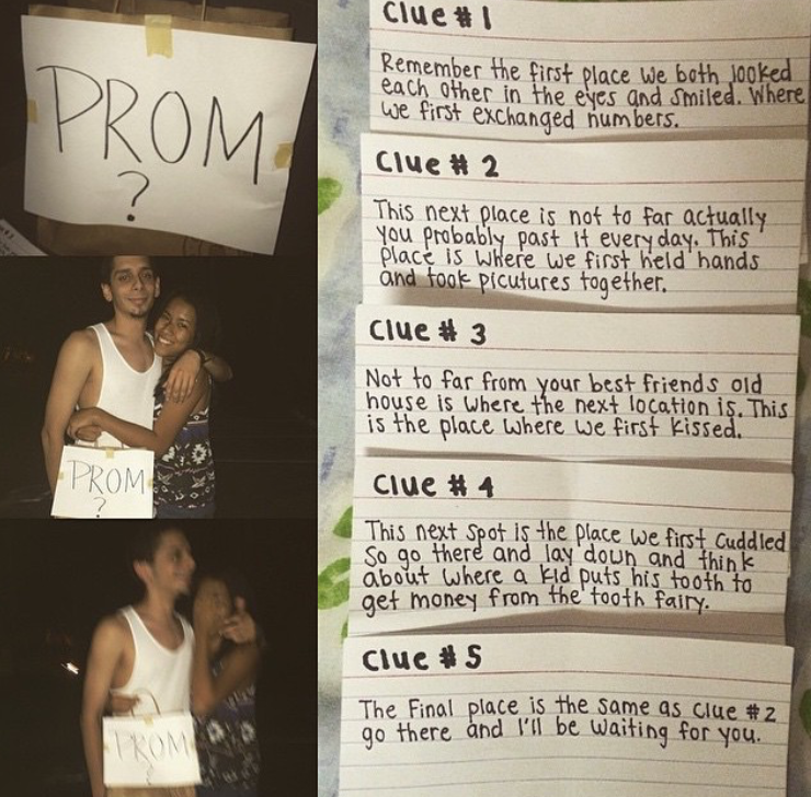 Pin By Rsvp Prom And Pageant On Promposals ♡