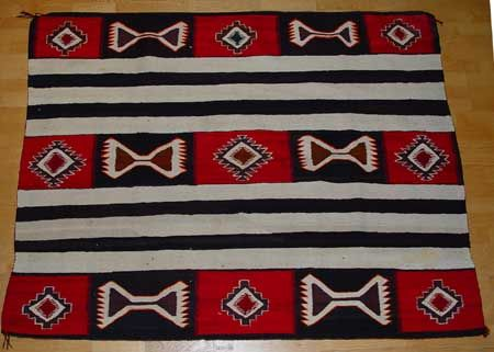 Second Phase Navajo Chief Blanket Variant, 041008-02 AAIA, Inc. deals in antique & contemporary Native American Indian art and artifacts. We Buy, Sell, Consign, Appraise, Restore & Research. #Antique #American #Indian #Art (949) 813-7202 mwindianart@gmail.com