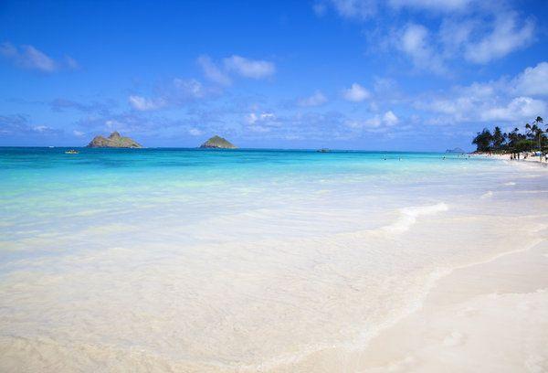Lanikai Beach, Hawaii, US