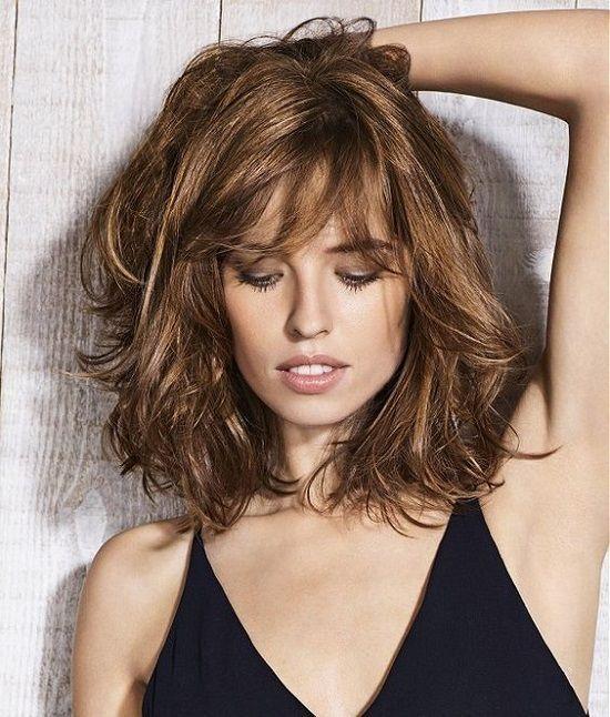 Frisuren 2020 Haar Ideen Trends Haarfarben Hairstyles2020 Frisuren Haarfarbe Medium Length Hair With Layers Hair Lengths Medium Length Hair Styles