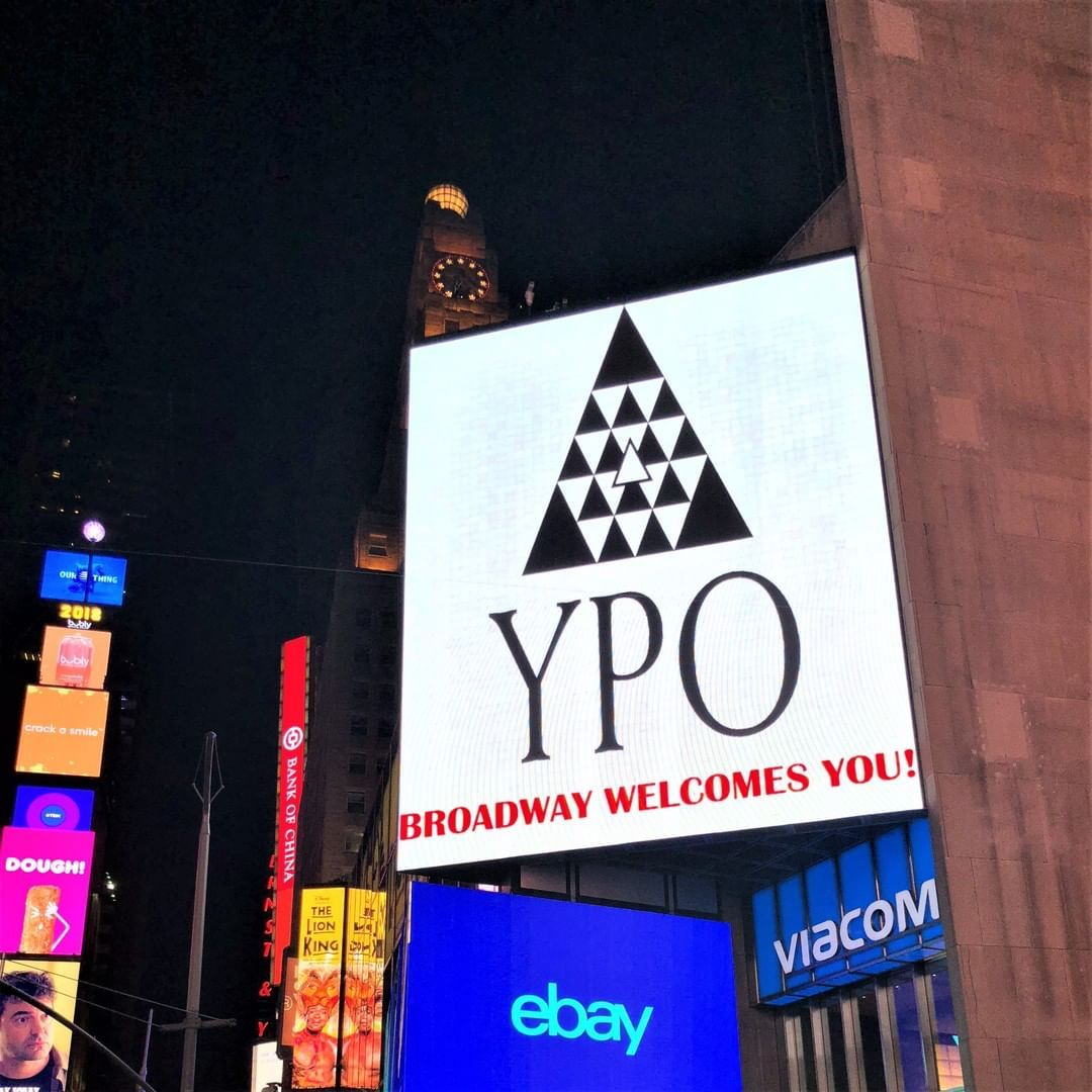 """YPO On Instagram: """"There's No Business Like Show Business"""