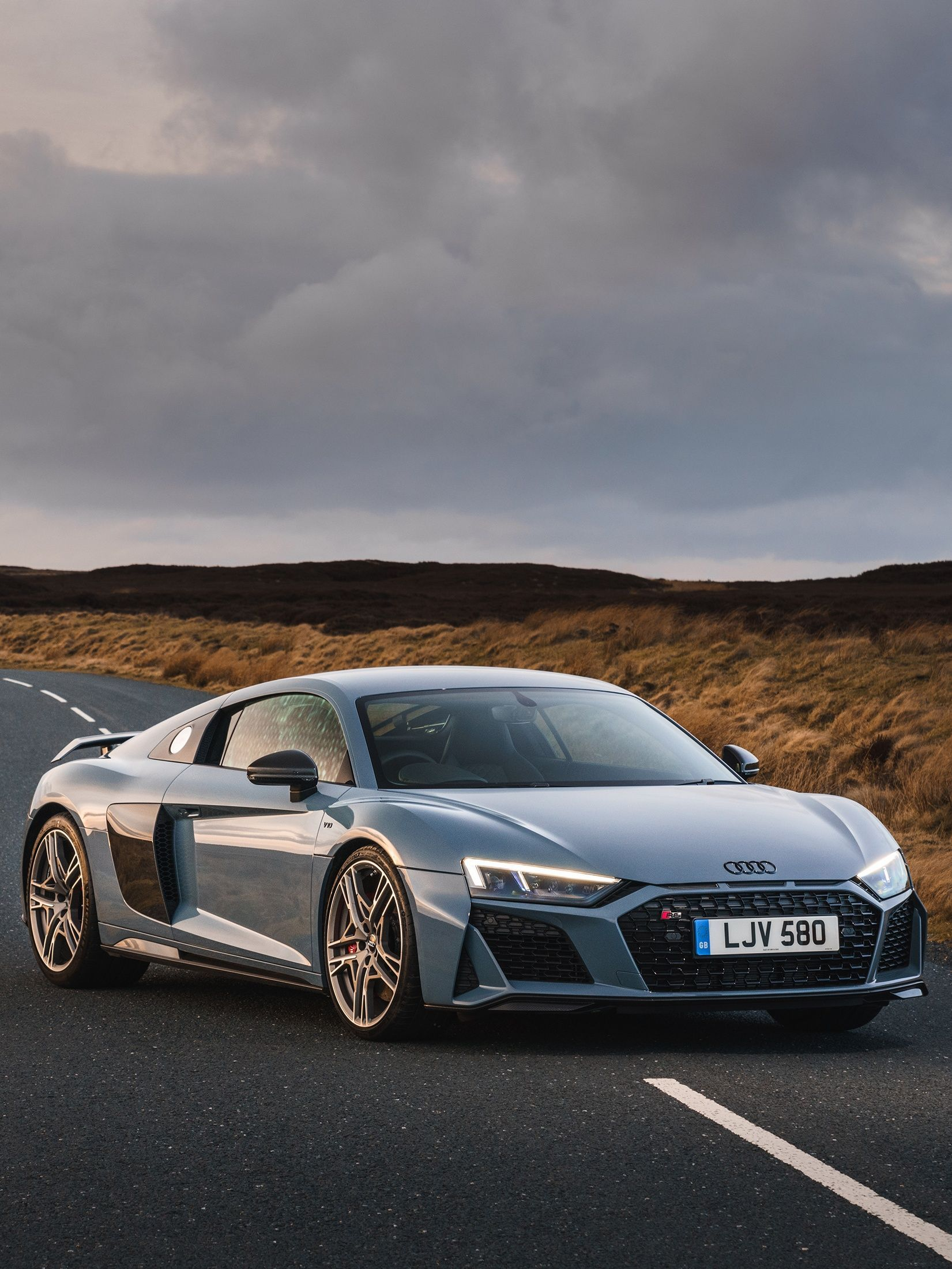 2019 Audi R8 V10 Quattro Performance Coupe The Man Audir8 In
