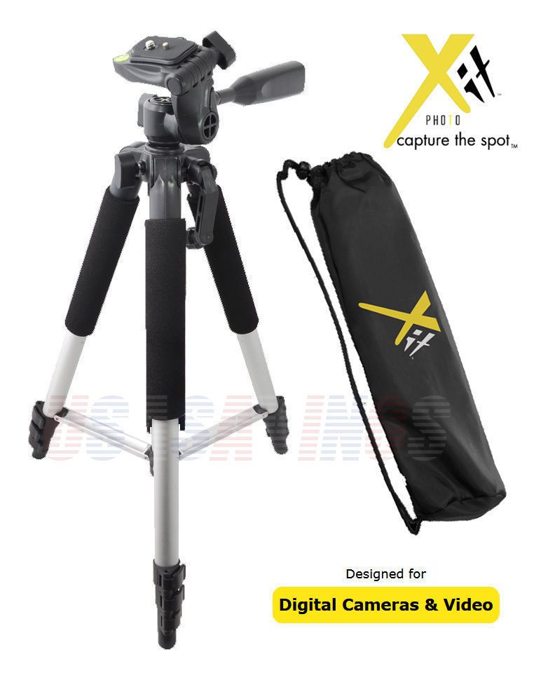 Professional 57 Tripod For Cameras And Camcorders Xit Get Your