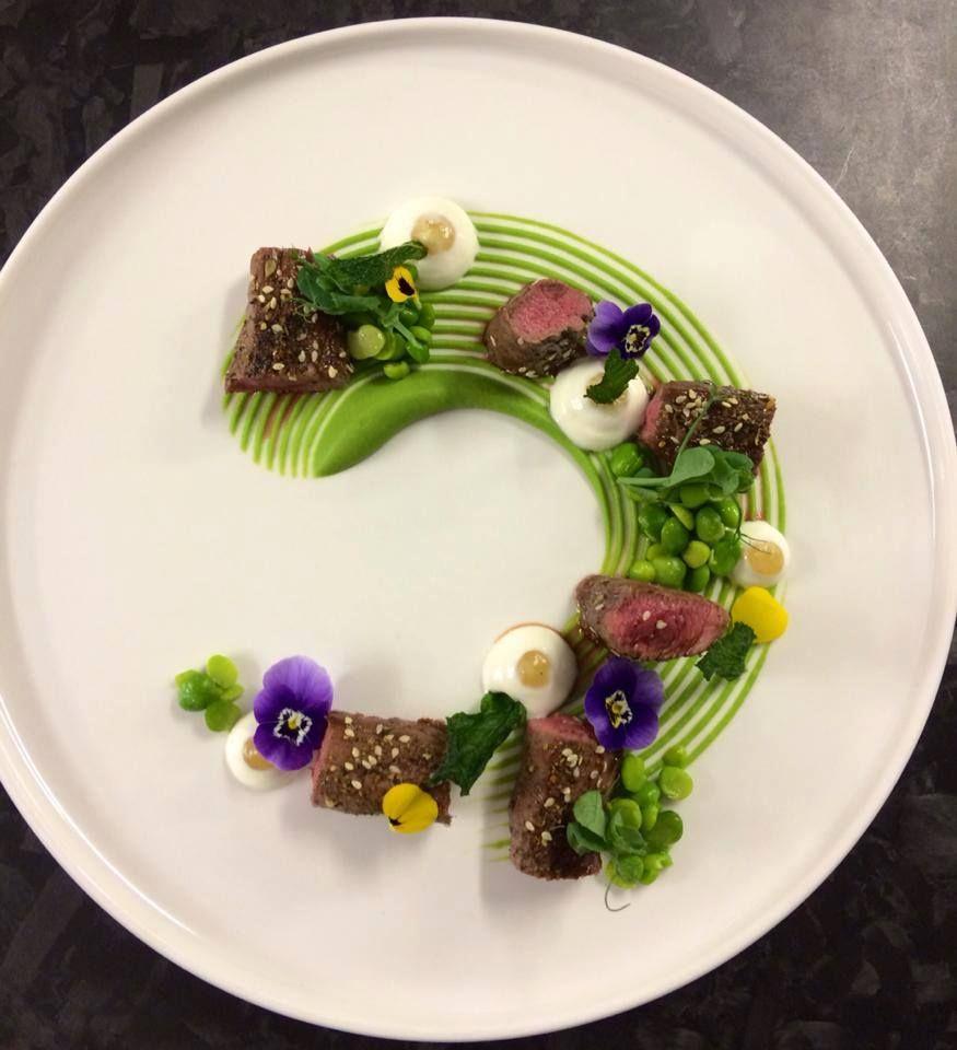 Création du Chef Arnaud Bignon Green House Hotel Londre