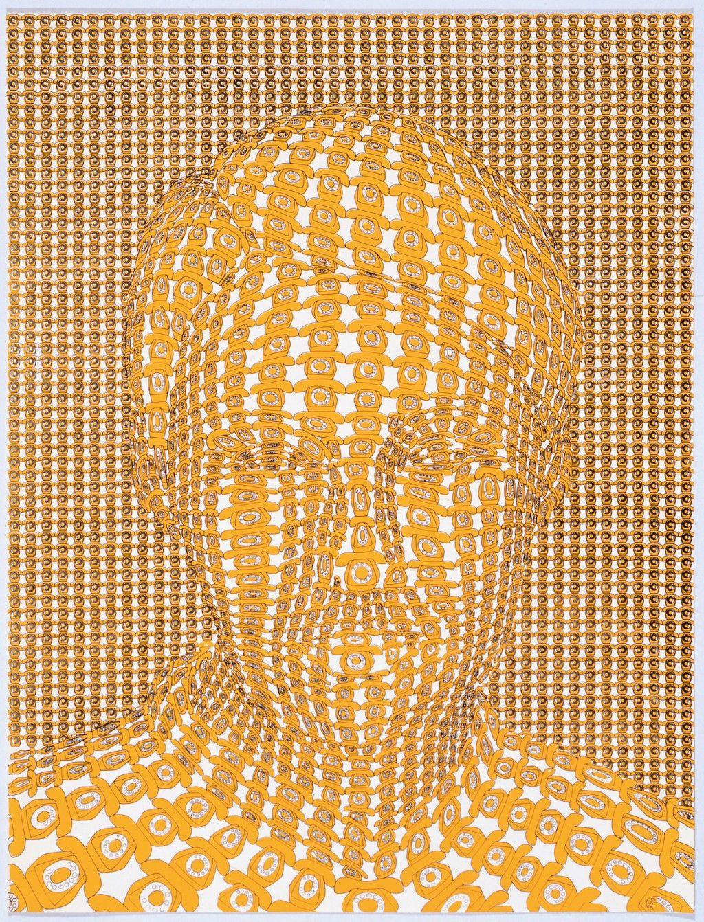 Thomas Bayrle  telefon portrait