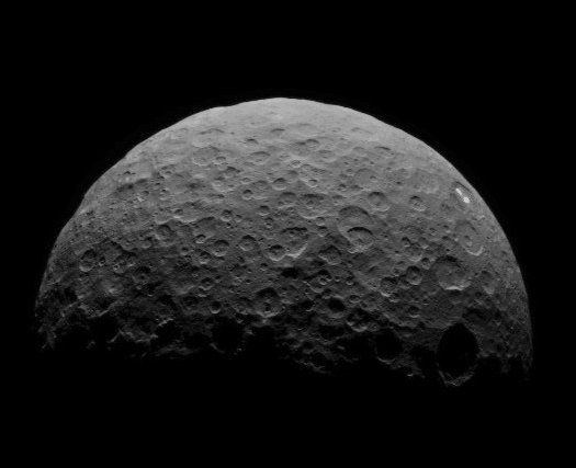 Tähdet ja avaruus: Ceres-kääpiöplaneetta erottuu nyt ennätystarkasti