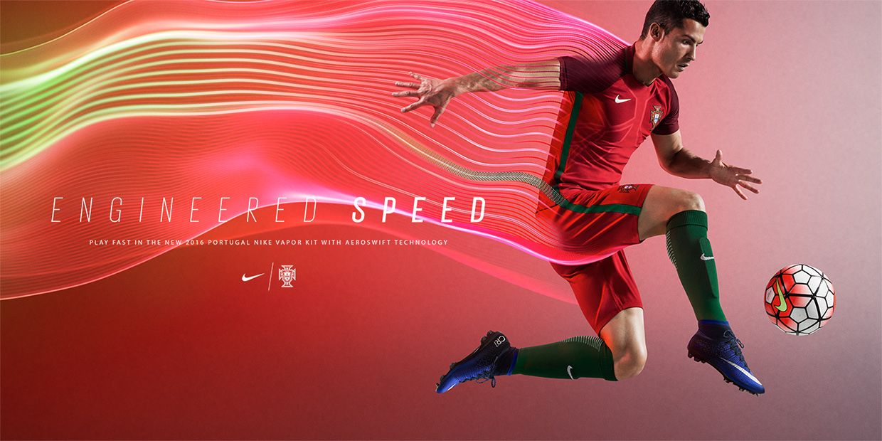 I worked with Village Green who alongside Nike Football