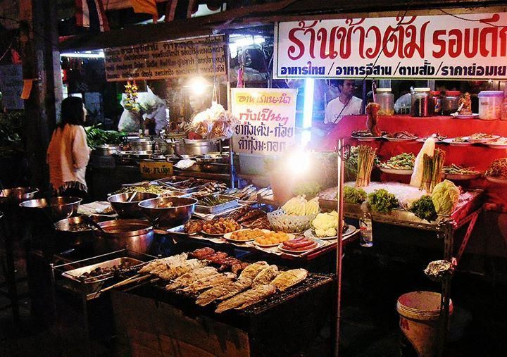 Image Of Bangkok On Twitter Street Food Food Guide Asian Street Food
