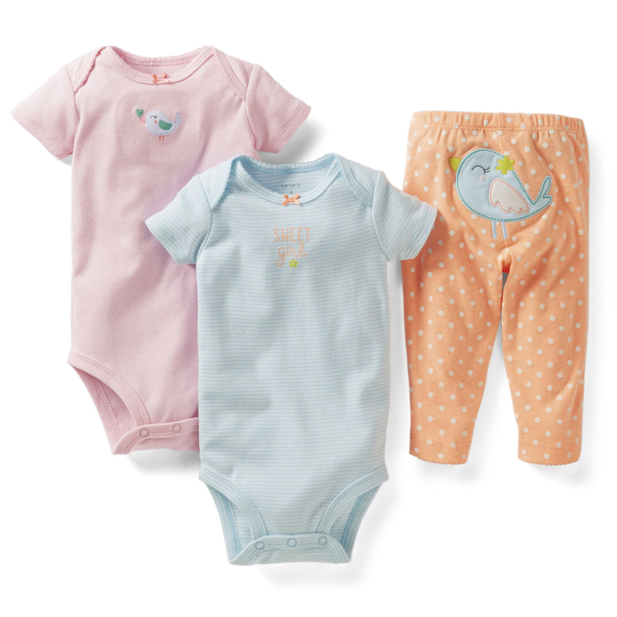 3 Piece Bodysuit Pant Set Carter s Future mini me s