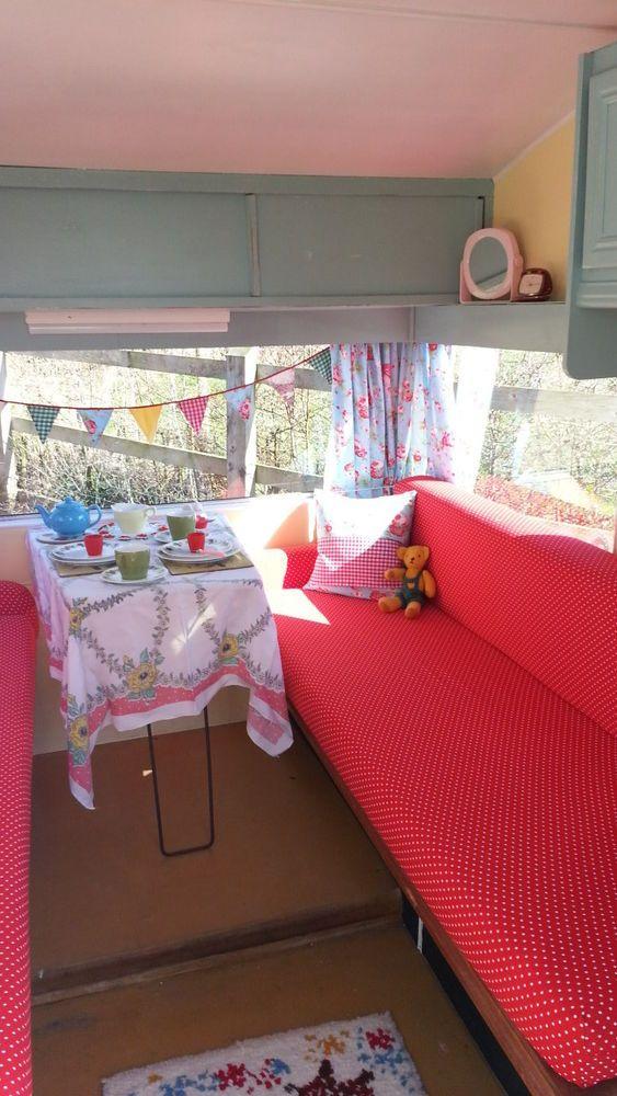 Pin By Diane Tyler On Girls Just Love A Cute Caravan Retro Caravan Caravan Vintage Caravans