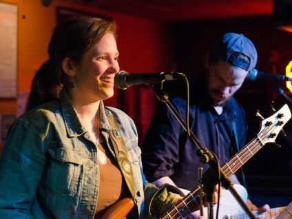 Brittany Reilly Band -  https://www.facebook.com/pages/Brittany-Reilly-Band/183639638403815