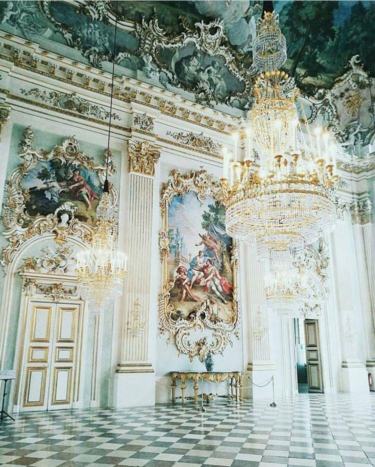 Nymphenburg palace munich interior design for Interior design munich