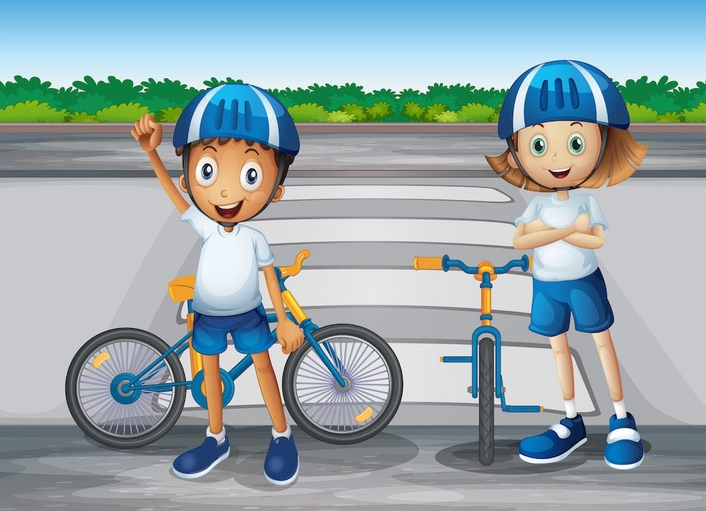 How To Choose A Smart Bicycle Helmet For Kids Toddler Bike Helmet Toddler Bike Bike