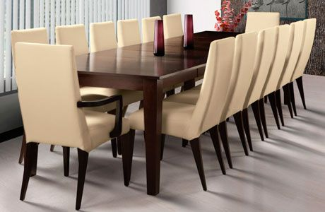 Canadian Dining Room Furniture barrymore furniture  canadianmade bourgeois dining table