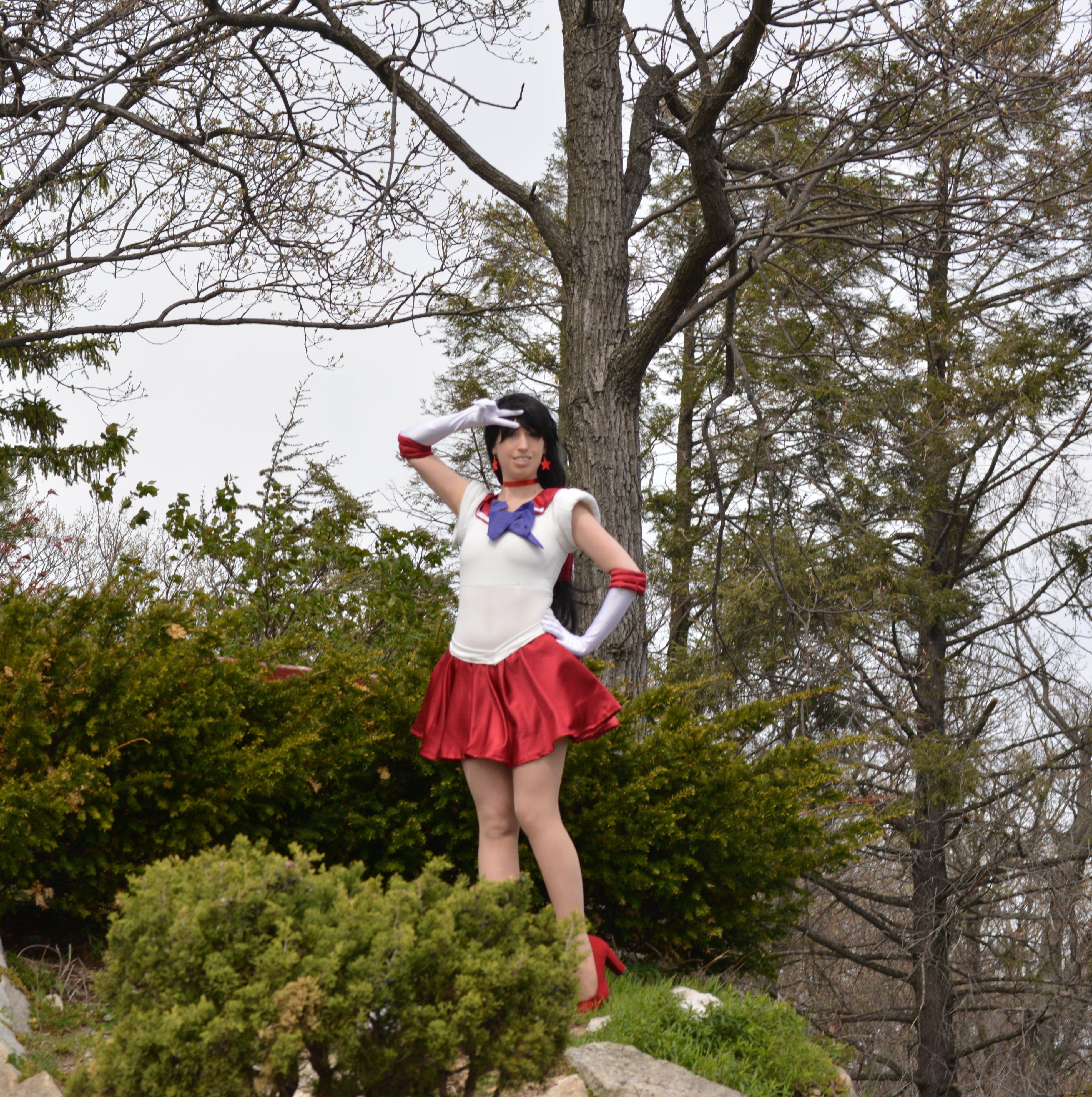 Sailor Moon pose by kirichancosplay.deviantart.com on @deviantART