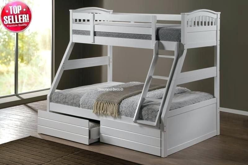 Luxury White Wooden Bunk Beds With Storage Pictures Elegant White Wooden Bunk Beds With Storage Or Whi Bunk Beds Bunk Beds With Storage White Wooden Bunk Beds
