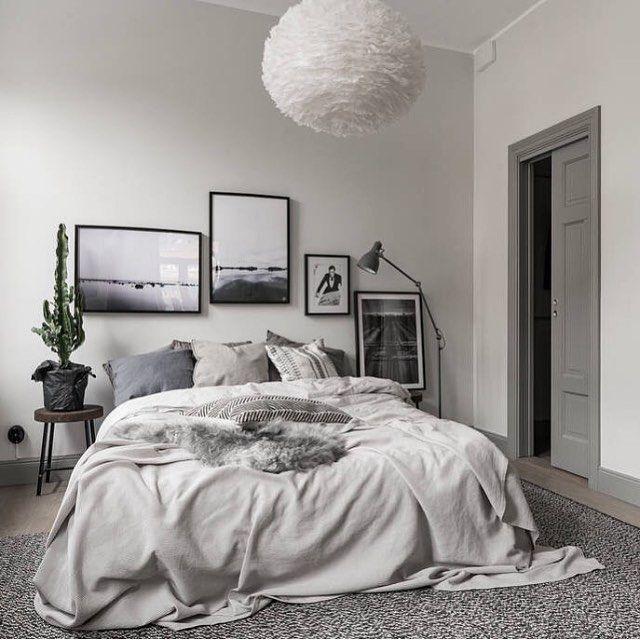 Designer Therese Sennerholt S Apartment Apartment Interior Design Bedroom Interior Apartment Interior