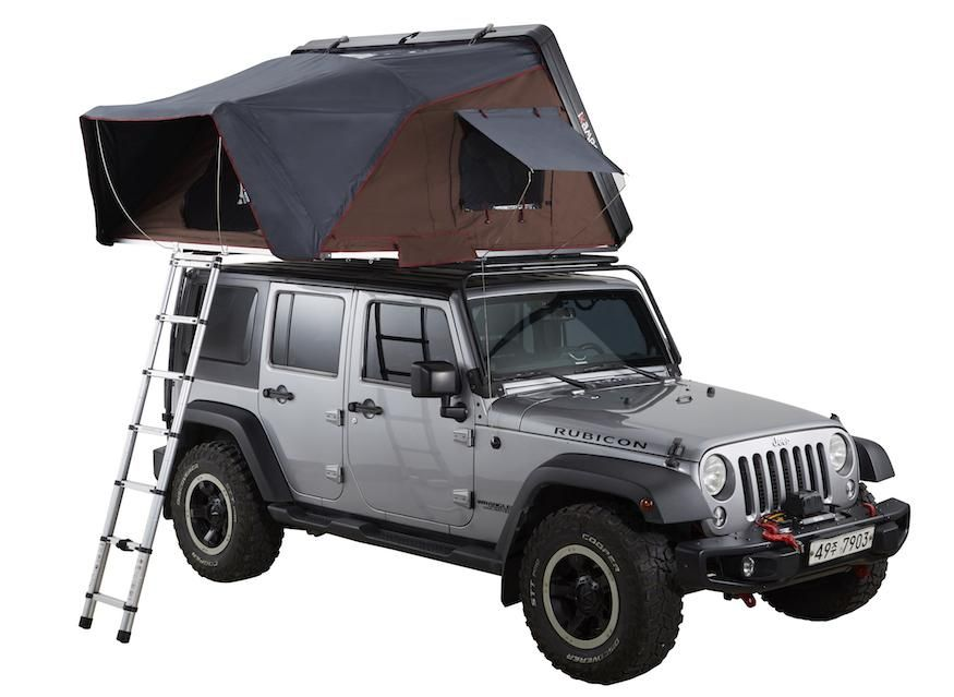 iKamper SkyCamp 4 Person Rooftop Tent
