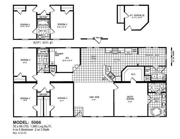 Home Finder V2 Oak Creek Homes Oklahoma City Manufactured Homesoklahoma City Texa Mobile Home Floor Plans Manufactured Homes Floor Plans Modular Home Plans