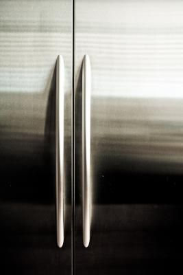 How To Clean Water Spots From Stainless Steel Appliances Ehow Cleaning Stainless Steel Appliances Stainless Steel Stove Stainless Steel Fridge