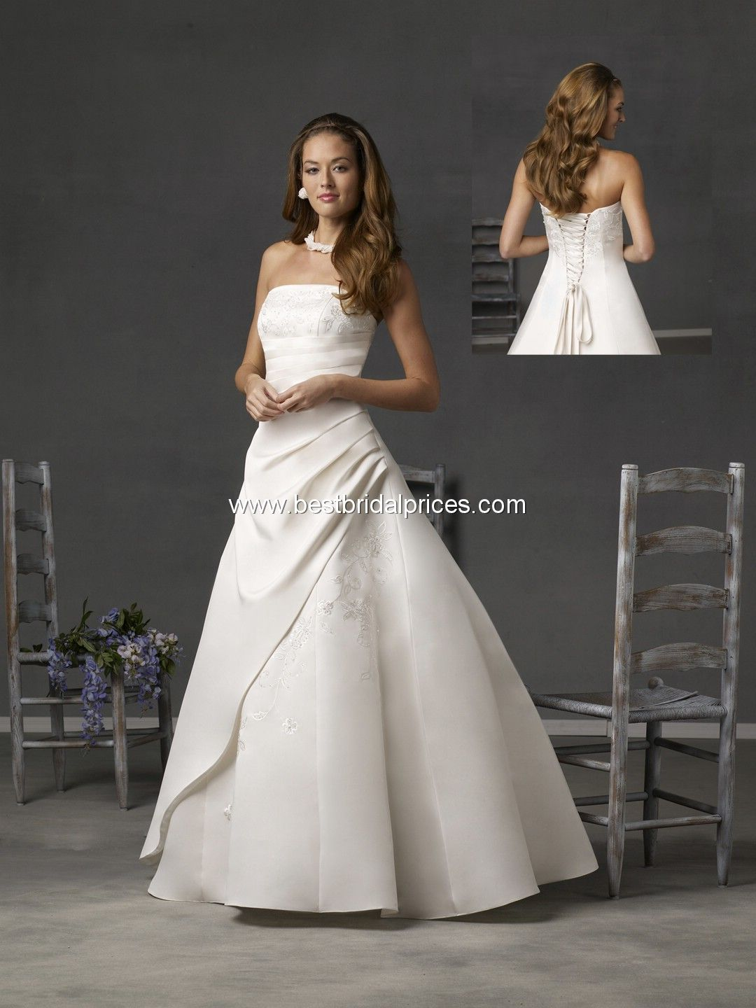 Intrigue By Forever Yours Wedding Dresses Style 37110