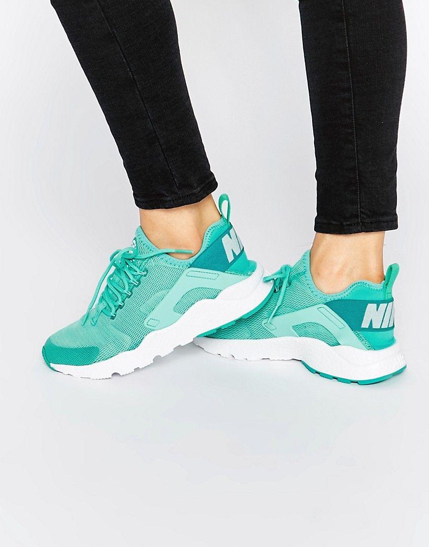 6affa8de8fa Nike Hyper Turquoise Air Huarache Ultra Trainers | fashion ...