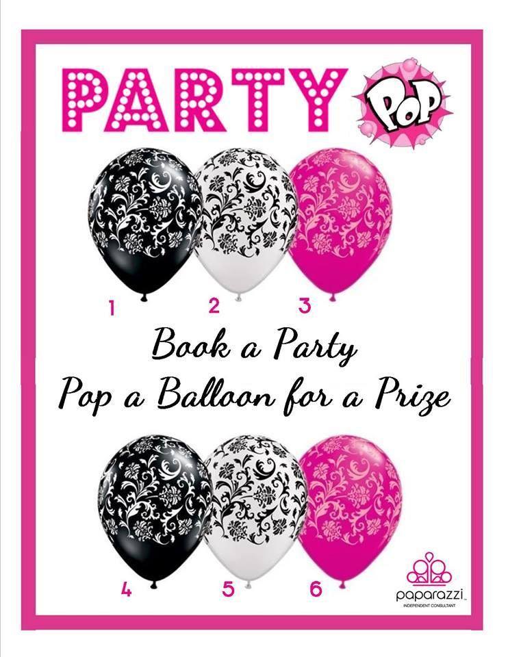 Book A Partyhttpwwwdreasjewelrycom paparazzi signs