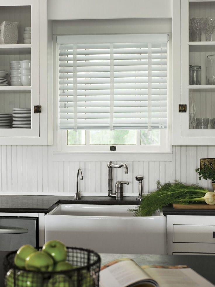 Best Window Treatments For Your Kitchen Window Kuche Fenster Kuchenjalousien Kuchen Design