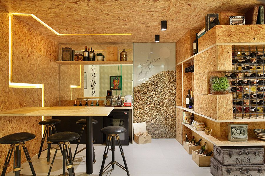casa de valentina como decorar sem gastar muito cork storage - Cork Cafe Decor