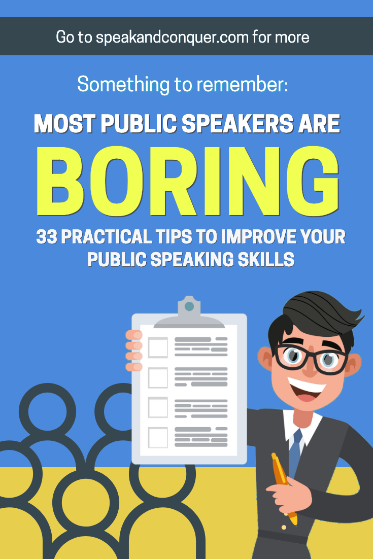 33 Practical Tips To Improve Your Public Speaking Skills This Post Will Highlight 33 Main Prese Presentation Skills Public Speaking Public Speaking Activities